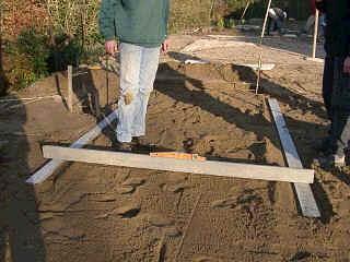 R alisation d 39 - Comment compacter du sable ...